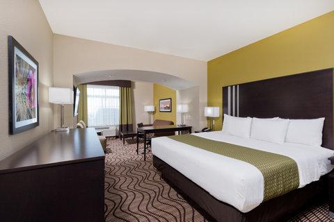La Quinta Inn & Suites Artesia - King Executive Suite