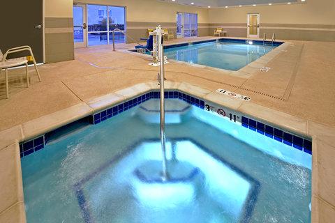 La Quinta Inn & Suites Artesia - Hot Tub
