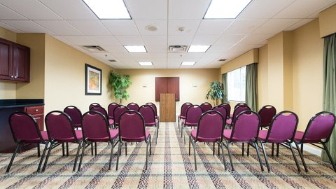 Holiday Inn Express & Suites COLUMBIA-I-26 @ HARBISON BLVD - Spacious meeting room - perfect for small groups and meetings