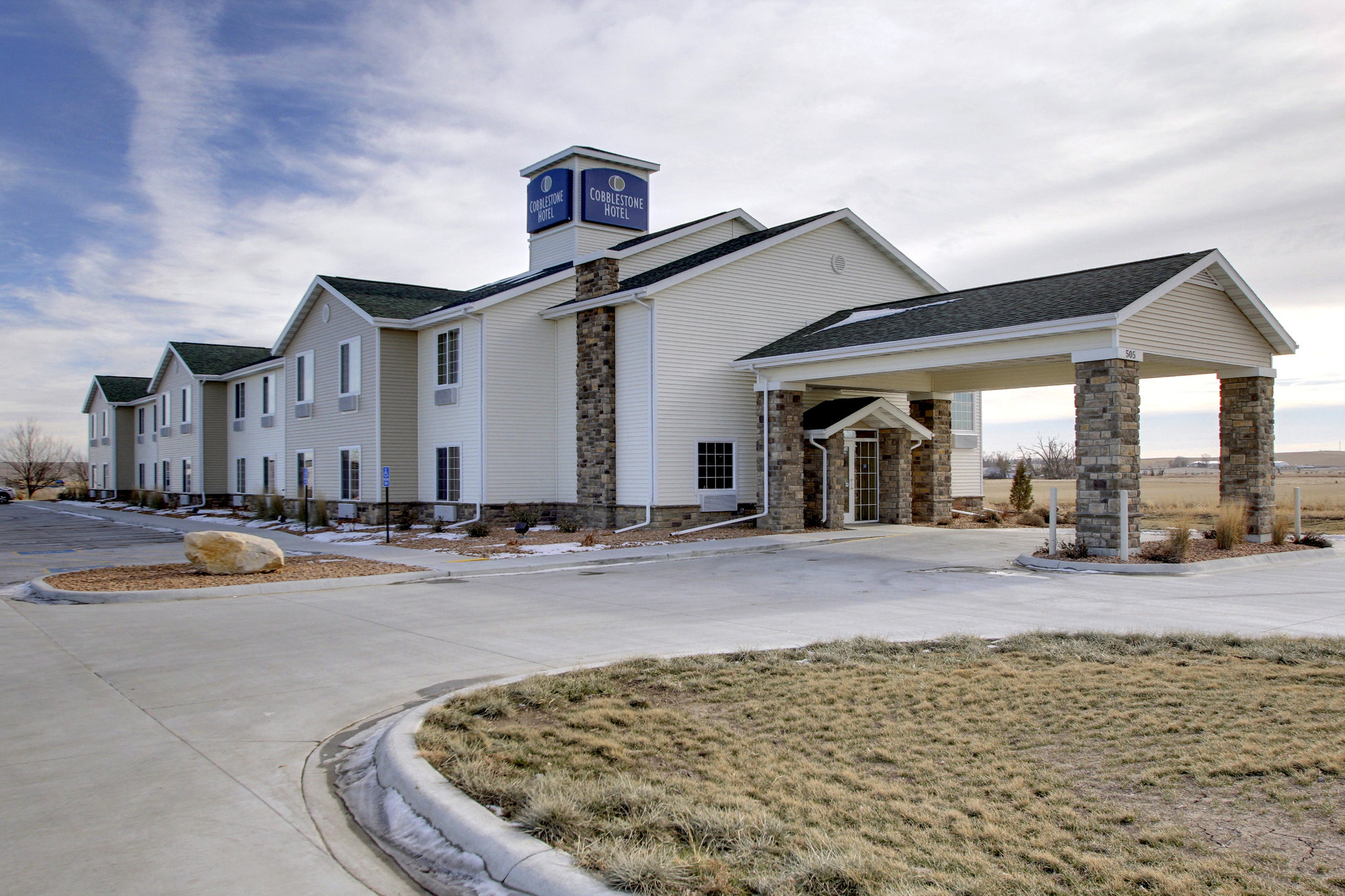 Cobblestone Inn & Suites