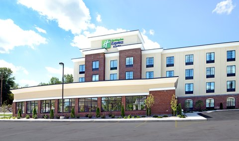 Holiday Inn Express & Suites Geneva Finger Lakes - Come and stay with us while visiting our Finger Lakes Region