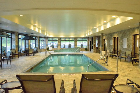 Holiday Inn Express & Suites Geneva Finger Lakes - Create family memories in our indoor pool