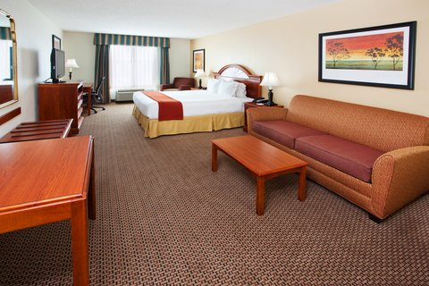 Holiday Inn Express & Suites COLUMBIA-I-26 @ HARBISON BLVD - Suite