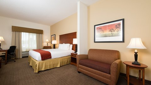 Holiday Inn Express & Suites COLUMBIA-I-26 @ HARBISON BLVD - King Bed and Pull Out Sofa Suite