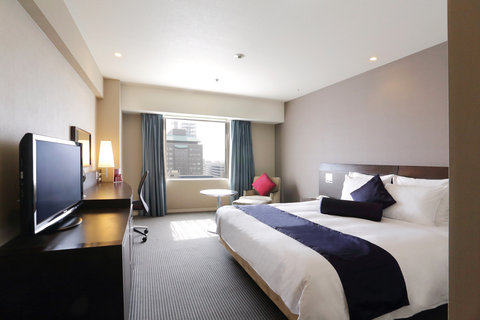 Crowne Plaza ANA HIROSHIMA - King Bed Guest Room