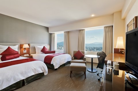 Crowne Plaza ANA HIROSHIMA - Premium Twin Room 19th fl