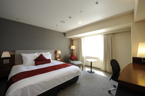 Crowne Plaza ANA HIROSHIMA - Double Bed Guest Room