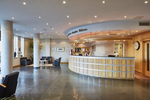 Future Inn Cardiff Bay - Reception