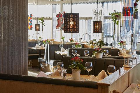 Future Inn Cardiff Bay - Thomas Restaurant