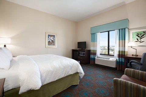 Hampton Inn LAX Hawthorne - 1 King Bedroom