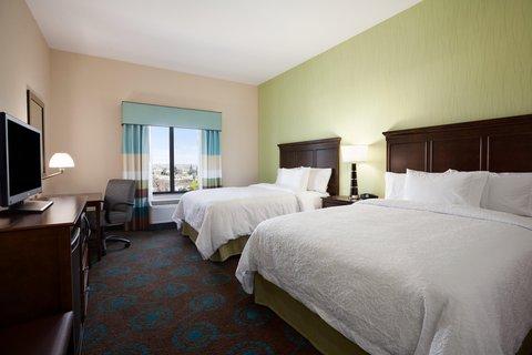 Hampton Inn LAX Hawthorne - 2 Queen Bedroom