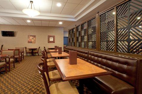 Holiday Inn CHARLOTTESVILLE-UNIV AREA - Emmet s Restaurant