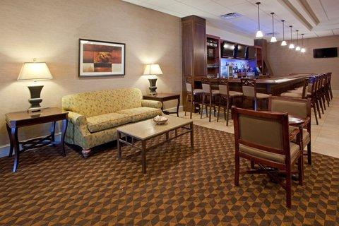 Holiday Inn CHARLOTTESVILLE-UNIV AREA - Lobby Bar