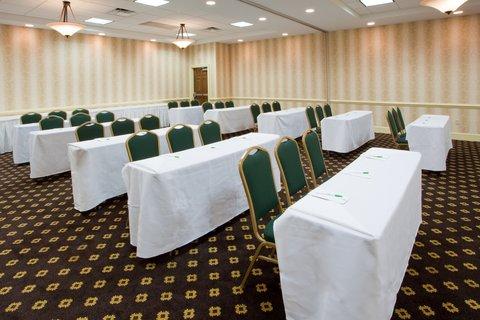 Holiday Inn CHARLOTTESVILLE-UNIV AREA - Meeting Room