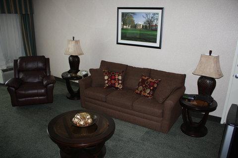 Holiday Inn CHARLOTTESVILLE-UNIV AREA - Suite