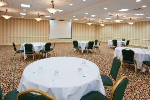 Holiday Inn CHARLOTTESVILLE-UNIV AREA - Ballroom