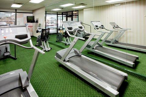 Holiday Inn CHARLOTTESVILLE-UNIV AREA - Fitness Center