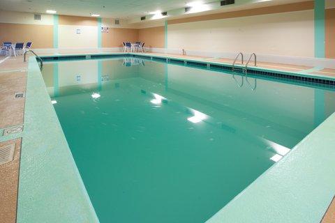 Holiday Inn CHARLOTTESVILLE-UNIV AREA - Indoor Heated Swimming Pool