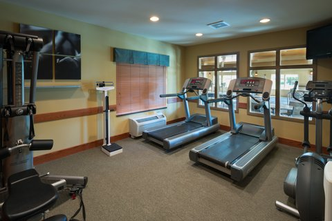 Holiday Inn Express & Suites CHICAGO WEST-ROSELLE - Fitness Center