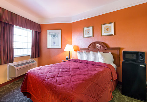 Quality Inn & Suites Beachfront - Single Queen Room
