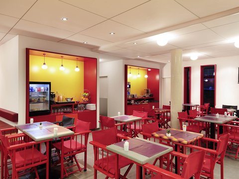 ibis Styles Montpellier Centre Comedie (Opening April 2014) - Restaurant