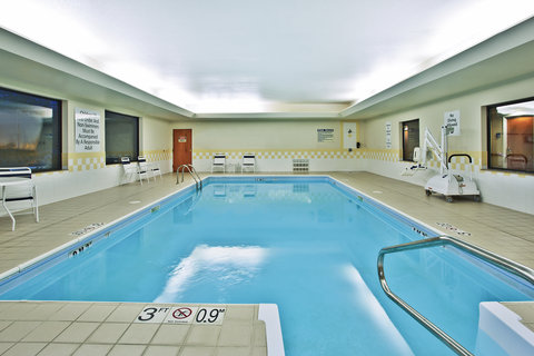 Holiday Inn Express & Suites GOSHEN - Heated indoor swimming pool