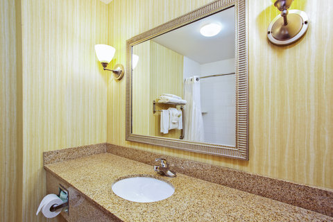 Holiday Inn Express & Suites GOSHEN - Guest Bathroom