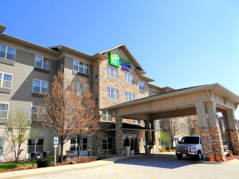 Holiday Inn Express & Suites CHICAGO WEST-ROSELLE - Hotel Exterior