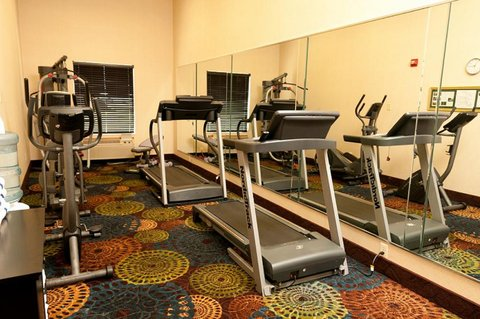 Holiday Inn Express & Suites BLOOMINGTON CITY CENTER-NORMAL - Fitness Center