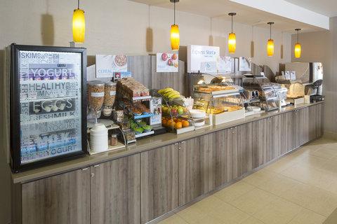 Holiday Inn Express & Suites DFW-GRAPEVINE - Restaurant