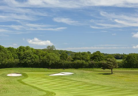 Forest of Arden - A Marriott  and Country Club - Aylesford Course   11th Hole