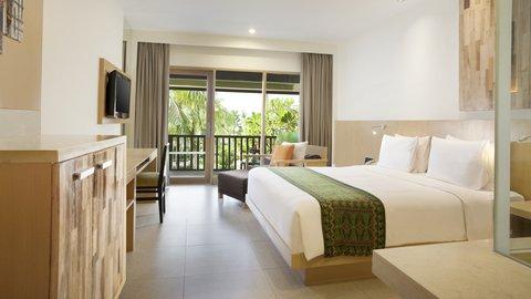 Holiday Inn Resort Baruna Bali - King Deluxe Room Garden View