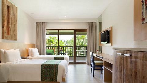 Holiday Inn Resort Baruna Bali - Twin Deluxe Garden View