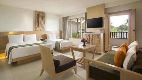 Holiday Inn Resort Baruna Bali - The Big Room Ocean View