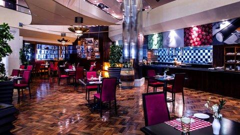 فندق كراون بلازا ديرة دبي - Brioso Eat Italian