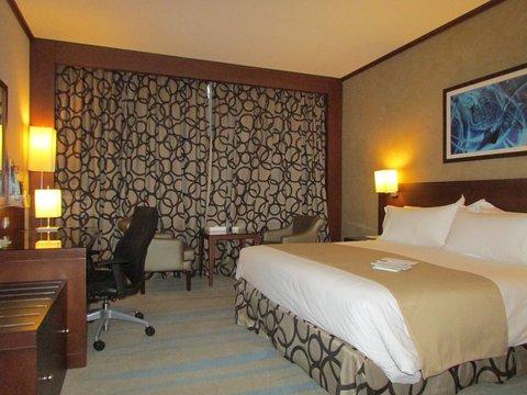 فندق هوليدي ان ازدهار - Single Bed Guest Room