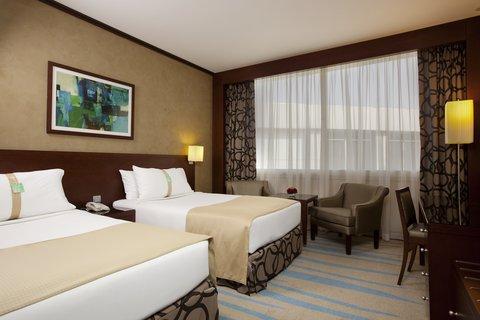 فندق هوليدي ان ازدهار - Executive Twin Bedroom