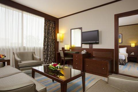 فندق هوليدي ان ازدهار - Suite  Room