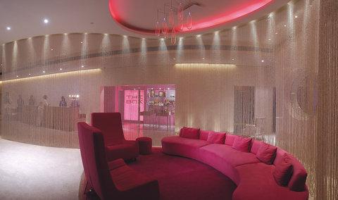 新德里公园酒店 - Lobby View