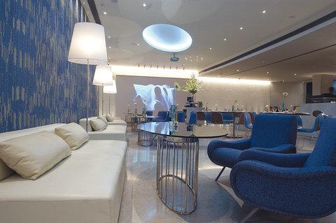 新德里公园酒店 - Mist Restaurant