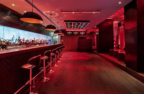 新德里公园酒店 - Agni Bar