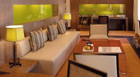 新德里公园酒店 - Presidential Suite Living Area