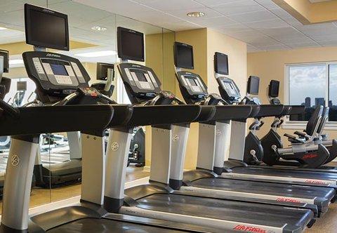 Marriott's BeachPlace Towers - Fitness Center