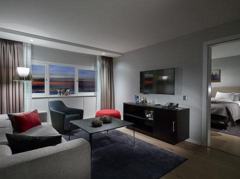 Gothia Towers - New Junior Suite at Gothia Towers