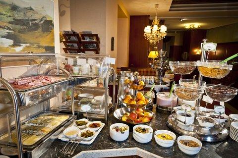 Romantik Parkhotel Graz - Breakfastbuffet