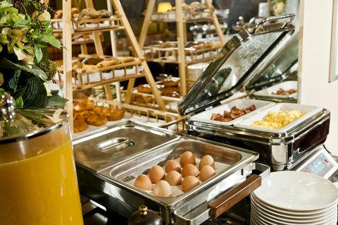 Romantik Parkhotel Graz - Breakfastbuffet2