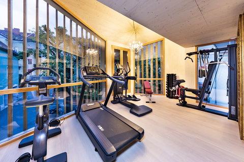 Romantik Parkhotel Graz - Fitnessroom
