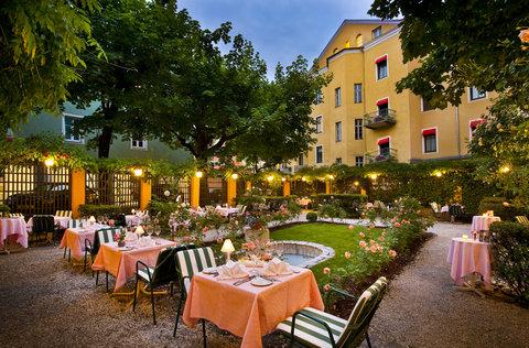 Romantik Parkhotel Graz - Garden