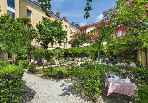 Romantik Parkhotel Graz - Garden3