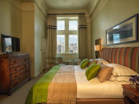 Rocco Forte Balmoral Hotel - The Balmoral - Blair Suite Bedroom
